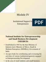 Module IV Institutional Aid