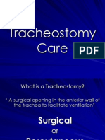 Tracheostomy Nov