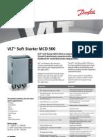 MCD 500 Leaflet