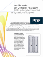 RNC2600 Datasheet