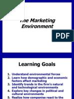 Micro and Macro Enviroment
