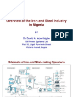 Overview of the Iron and Steel Industry in Nigeria.120208