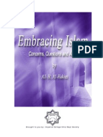 Embracing Islam