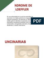 sindrome de loeffler