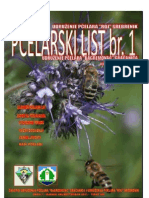 Pčelarski List Br 1