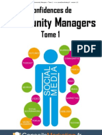eBook ConfidencesdeCommunityManagers Tome1