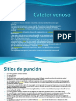 Cateter venoso