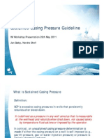 Sustained Casing Pressure Guideline