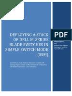 Deploying Stack