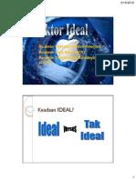 Reaktor Ideal (1)