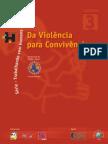 Caderno 3 - Da Violência para Convivência