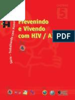 Caderno 5 - Prevenindo e Vivendo Com HIV-AIDS