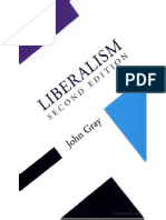 John Gray - Liberalism
