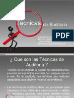 Tecnicas de Auditoria 2