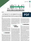 BOLETIM DICAS - Internet e Os Direitos Das Mulheres