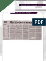 EM - Mercado Gera Menos Empregos - 170412