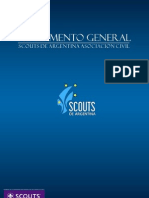 Reglamento Scout de Argentina