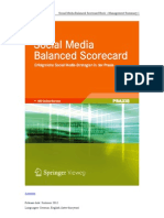 Social Media Balanced Scorecard #SMBSC Book Roland Fiege - Management Summary