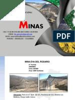 Presentación mina perú