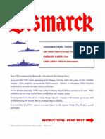 Bismarck 1962 Rulebook