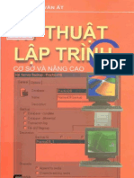 Ky Thuat Lap Trinh C Tu Co Ban Den Nang Cao - Gs.pham Van at - 546 Trang