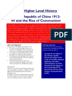 12HLRepublic of China and the Rise