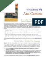 Ana Camino