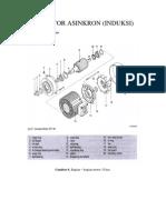 Teori Dasar Motor Induksi Tiga Fasa