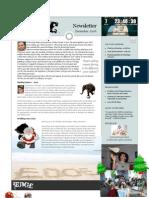 Newsletter 2008 12 December