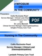 Symposium Nursing in the Community 2008.V2ppt