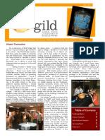 GILD Newsletter April 2011