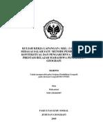 KKL I Sbg Metode Pembelajaran Konstektual
