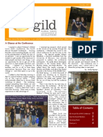 GILD Newsletter October 2011