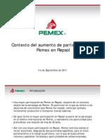 documento PEMEX-REPSOL