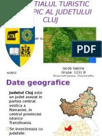 Potentialul Turistic Antropic Al Judetului Cluj