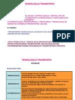 TEHNOLOGIJA TRANSPORTA