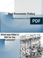 Nazi Economy