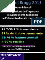 Urgeza traumi dentali