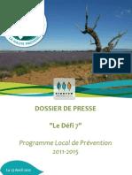 Dossier de presse Défi 7