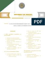 Le Secteur Immobilier Marocain . Etat Des Lieux, Enjeux Et Perspectives