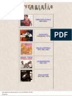 Joaquin Sabina - Discografia Letras