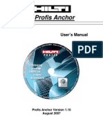 HILTI Profis Users Manual v1.10