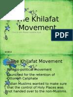 Khilafat Movement