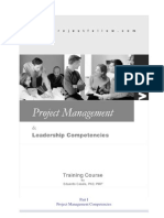 1150_Managing Through Projects - PM Handbook