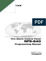 m Notifier Manual Programacion Nfs 640
