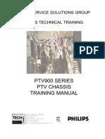 Philips Ptv900 Training Manual