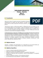 Diplomado Impuestos 2012-1 UdeA