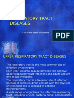 Respiratory Tract Diseases Final