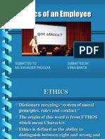 Vipan Ethics