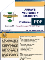 Algoritmica I 2004 I - Arreglos- Vectores y Matrices Problem As)